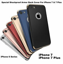 Luxury Electroplate Ultra thin Metal Case Cover Apple iPhone 7 & 7 Plus  (2016)