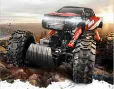 1/14 Radio Remote Control RC 4WD Truck Car off Road Buggy Drift Toy for Kids