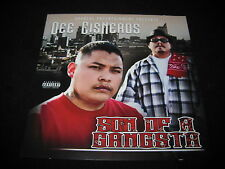 DEE CISNEROS Son Of A Gangsta Lil Raider Big Cholo Lil Toro Cutty Norteno Rap