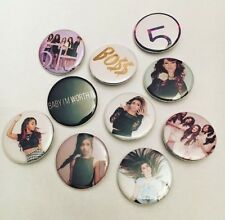 Fifth Harmony Pinback Buttons