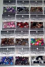 JESSE JAMES BEADS Design Elements - VARIOUS STYLES - Choose One!!