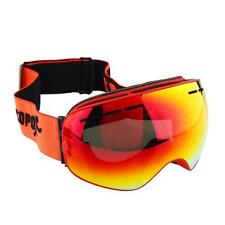 Double Lens Snowboard UV Anti-Fog Goggles Winter Snow Mask Eye Protective
