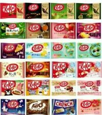 New Kit kat chocolate Mini Matcha Sweet Potato Rasberry Black Pancake Strawberry