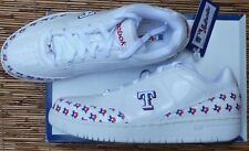 """REEBOK MLB COUBHOUSE EXCLUSIVE/TEXAS STATE GIRLS """"T"""" TRAINING SHOES LIST $50"""