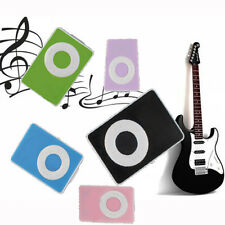 5Colors Mini Clip USB Digital Mp3 Music Player Support 16GB SD TF Memory Card