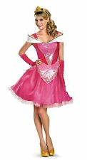 Fabulous Flirts Disguise Sleeping Beauty Sassy Princess Aurora Deluxe Costume