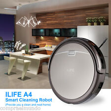 ILIFE A4 Smart Cleaning Robot Vacuum Dust Cleaner Floor Cleaner Auto Machine