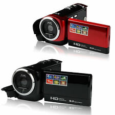 "HD 16MP 2.7"" LCD TFT Digital Video Camcorder Camera 16x Digital ZOOM DV US"