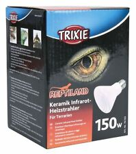 Reptile Ceramic Infrared Heat Emitter Spot Lamp Light Bulb by TRIXIE