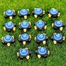 14/28Pcs Fast Twist /TriLok Stinger Spikes Fits Footjoy Champ Cleat Random Color