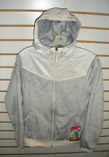 THE NORTH FACE WOMENS OSO HOODIE FLEECE JACKET-#C660-HIGH RISE GREY-S,M,L,XL-NEW