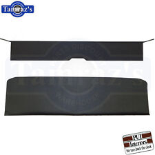 1965-1967 GM A Body Convertible Upper Rear Seat Trim Panel 2 Pieces PUI