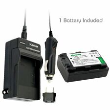 Kastar Battery and Normal Charger Kit for Sony NP-FH50 FH40, FH30 FP50 FP51