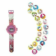 New Hot Kids Wrist Automatic Projector Watches Childrens Digital Charm Toy Gift