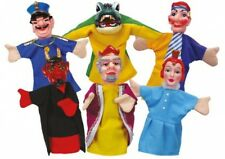 Simba 104586784 Punch And Judy Puppets 10 Cm Set Of 6