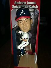 Andruw Jones Spiderman  Atlanta Braves Bobblehead Turner Field Final Season SGA