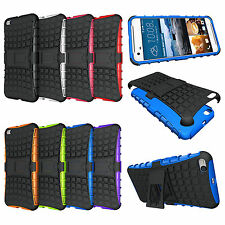 TPU + Silicone Shockproof Heavy Duty Hard Kickstand Case Cover For HTC One X9 AU