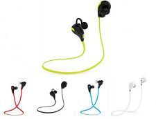 Bluetooth Wireless Handfree Headset Stereo Headphone Earphone Sport Universal