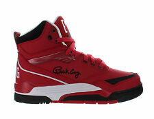 Mens Ewing Athletics Ewing Center Hi Bulls Red Black White 1EW90095-602