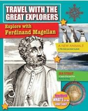 Ferdinand Magellan (Travel with the Great Explorers) by Marie Powell