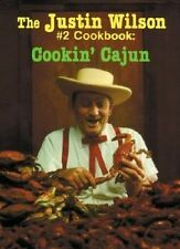 The Justin Wilson's Cook Book: v. 2: Cooking Cajun by Justin Wilson