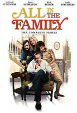 All In The Family The Complete Series Boxset Giftset (28-DVD 2012)