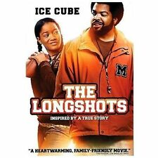 The Longshots (DVD, 2008) RARE ICE CUBE KEKE PALMER SPORTS COMEDY BRAND NEW