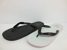 MENS SPORTSKIN RUBBER TOE POST FLIP FLOPS AVAILABLE IN BLACK AND WHITE 256650