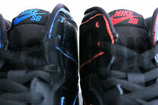 2014 Nike AIR JORDAN 1 SB QS LANCE MOUNTAIN 7 8 9 10 11 12 BLACK ROYAL BRED aj1