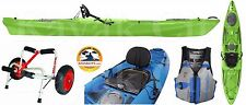 Wilderness Systems Tarpon 120 Kayak - Sport Package - Lime