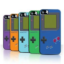 STUFF4 Back Case/Cover/Skin for Apple iPhone 5/5S/Video Gamer/Gameboy