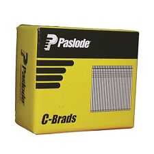 Paslode PNEUMATIC C BRADS NAILS 3000Pcs Galvanised - 38x1.6mm Or 50x1.6mm