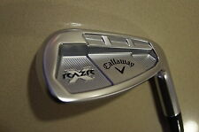 BRAND NEW CALLAWAY RAZR X FORGED 51* A WEDGE PROJECT X FLIGHTED 5.0 RH