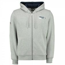 Veste Zippé NFL Seatle Seahawks New era Full Zip Hoody Gris