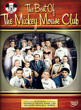 The Best Of The Mickey Mouse Club (DVD, 2005) RARE ANNETTE FUNICELLO  BRAND NEW
