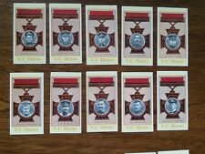 Cigarette Cards- VICTORIA CROSS WINNERS 1916 ( Set of 50 cards)