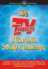 TV Times - Ultimate Soap Challenge Interactive (DVDi, 2005) - FREE UK DELIVERY