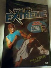 VHS Taebo Extreme Billy Blanks Tae Bo Abs