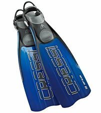Cressi Ara Fins With Bungee Straps Scuba Diving Fin