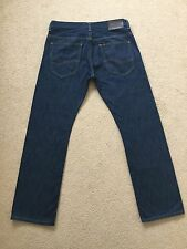 Mens Lee Zed Jeans W32 L30 Great Condition (814)