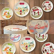 Shinzi Katoh Once Upon A Time HONG KONG 7-11 MEAL PLATE Little Red Riding Hood