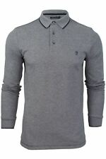 Mens Polo T-Shirt by FCUK/ French Connection Long Sleeved