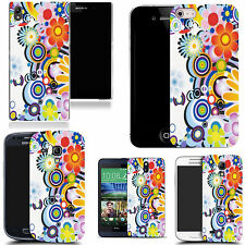 motif case cover for many Mobile phones -  swirl nature