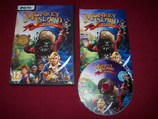 Monkey Island Special Edition Collection Complete With Manual As Seen Disc VGC