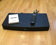 BOSE Solo 15 TV Speaker Sound System + Remote & Manual.