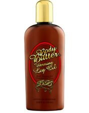 Body Butter Collection Intensifying Dark Luxury Tanning Oil & Lotion Bottles