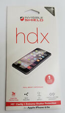 NEW! Authentic ZAGG InvisibleShield ORIGINAL HDX Screen Protector (Variations)