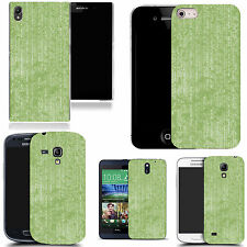 pictoral case cover for most Popular Mobile phones - green profficient