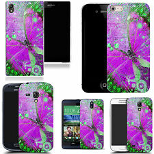 gel case cover for many mobiles  - heebie jeebies butterfly silicone