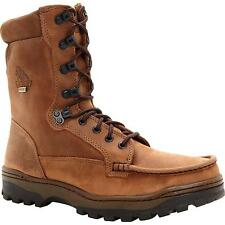 Rocky Outback GORE-TEX® Waterproof Hiker Boot 8 Inch Light Brown